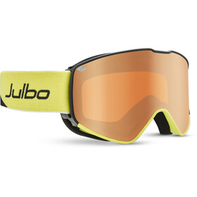Julbo Alpha Gogle, black/yellow